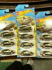 Hot Wheels ZAMAC 92 Ford Mustang WALMART EXCLUSIVE LOT OF 10