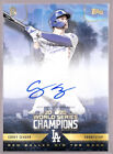 2020 Topps x Ben Baller Los Angeles Dodgers World Series Champions Cards 25