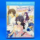 And You Thought There Is Never a Girl Online Blu ray DVD Complete Anime Netoge