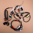 CDI Wire Harness Stator Wiring Spark Plug Kit Fit for 50cc 125cc ATV Quads