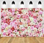 Flower Photography Background Backdrop For Valentines Day Spring Photo Shoot