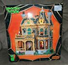 Lemax Spooky Town Withered Mansion Animated Halloween Village & Box 45662 RARE