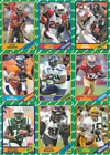 2013 Topps Archives Football Short Print High Numbers Guide 43