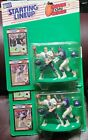 Starting Lineup One on One Jim McMahon and Chris Doleman NFL Football Figures