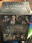 one owner Universal Classic Monsters COMPLETE 30 film Collection DVD box set