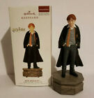 Hallmark Keepsake Harry Potter Storytellers  Ron Weasley With Light  Sound