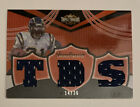 2006 Topps Triple Threads LaDainian Tomlinson Relic Jersey Card #14 36 CHARGERS