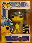 FUNKO POP! INSIDE OUT: JOY (GLITTER) #132...VAULTED, BARNES AND NOBLE EXCLUSIVE