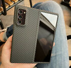 Real Aramid Carbon Fiber Ultra thin Case Cover For Samsung Galaxy Fold 2