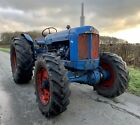 1962 Roadless Fordson Super Major 4WD Tractor Rare