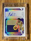 2019 Matisse Thybulle Panini National Treasures RC Patch On Card AUTO #03 25 🔥
