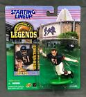 Dick Butkus 1998 Starting Lineup Hall Of Fame Legends Chicago Bears SLU NIP