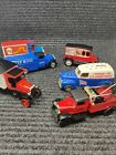 Ertl Liberty Die cast Metal Truck Bank Lot of 6 Kerr McGee Storey +