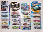 Hot Wheels Ford Mustang Shelby GT500 SUPER SNAKE FASTBACK COUPE GT lot of 20