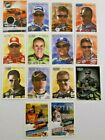 Auto Racing Nascar Lot of 14 Trading Cards 2010 Press Pass Eclipse Parallels