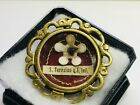 Reliquary Relic 1st class St Therese of Lisieux Authentic No COA Vintage RARE