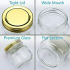 set of 24 canning jars glass ball clear pint tight lid wild mouth