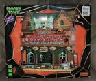 Lemax Spooky Town Banshees Boo B Traps 55912 Retired Halloween Village Building