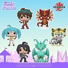 Funko Pop Bakugan Figures 9