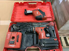 Hilti TE 6 Hammer Drill With DRS Dust Removal Used Bad Battery