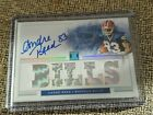 Andre Reed Cards, Rookie Card and Autographed Memorabilia Guide 40