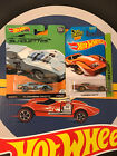 Hot Wheels 2014 Super Treasure Hunt 76 Greenwood Corvette And Silhouettes