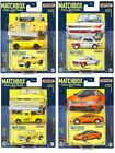 Matchbox 2021 Collectors Case A Land Rover BMW Full Set of 4 Cars PRE ORDER