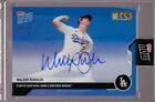 Walker Buehler Dodgers Autograph 2020 Topps NOW NLCS v Braves Auto 433B Blue 49