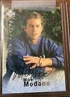 MIKE MODANO 1995-96 UD Be A Player BAP On Card Auto Autograph