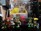 Funko Mystery Minis Marvel Zombies Black Panther, She-Hulk Display Case Lot of 7