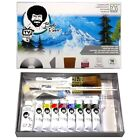 Bob Ross Oil Painting Master Set with DVD 8 Colors 37ml
