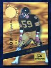 Undervalued Set: 1994 Signature Rookies Gold Standard Hall of Fame Autographs 17