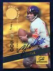Undervalued Set: 1994 Signature Rookies Gold Standard Hall of Fame Autographs 19