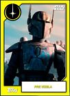 2015 Topps Star Wars Celebration Empire Strikes Back Illustrated Promo Set 14