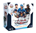 2020 Topps Chrome Sapphire Edition Sealed Hobby Box (Online Exclusive)