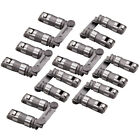 16pcs Hydraulic Roller Lifter fits For Ford 302 289 221 400 351 351W Retro Fit
