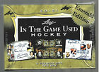 2020 21 LEAF ITG USED HOCKEY FACTORY SEALED EMERALD BOX 5 HITS ALL #D 5 OR LESS