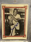 WILLIE MAYS 1984 R.G.I. MAYS STORY SIGNED On Card AUTOGRAPH Auto 76 2500!!!!!!!!
