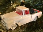 1996 Hallmark 1955 Chevy Cameo Truck Ornament #2 All American Truck Series No Bx