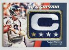 2012 Topps Football NFL Captain Patch Relic Cards Visual Guide 56