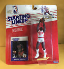 MICHAEL JORDAN 1988 KENNER  ROOKIE FIGURE, NEAR PERFECT AND CARD IS MINT!