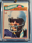 Top 10 Steve Largent Football Cards 22