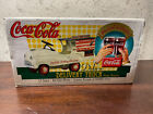 Coca Cola 13 Scale Pedal Car Deluxe Delivery Truck