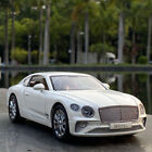 124 Scale Bentley Continental GT Diecast Model Car Alloy Toy Collection So  Li