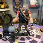 NECA Team Fortress 2 BLU The Heavy Action Figure 7