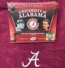 2012 Upper Deck Alabama Football Hobby Box Look for $1000 Nick Saban Autograph