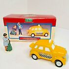 Lemax Village Collection 1999 Taxi Al's Cab #93301 Co. Poly Resin Accessories Vi