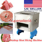 Commercial Home Meat Slice Cutter Shredding Machine with 25mm Cutting Thickness