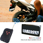 Remote Motorcycle Scooter Moped USA License Plate Cover Frame Shutter Curtain