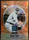 2019 Leaf Metal Babe Ruth Collection Baseball Cards - Special Edition Box 12